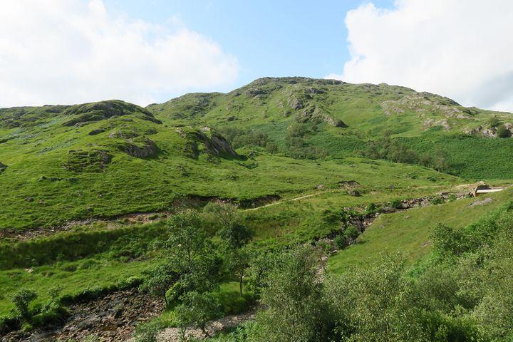 Glenfinnan Scotland - Creative Artistry by Janice Solomon