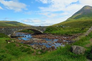 Old Stone Bridge, Isle of Skye