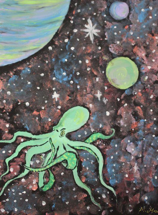 Octocosmos - McKenna Mosey