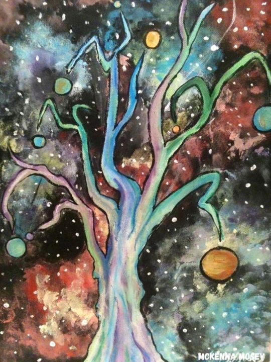 Planet Tree - McKenna Mosey
