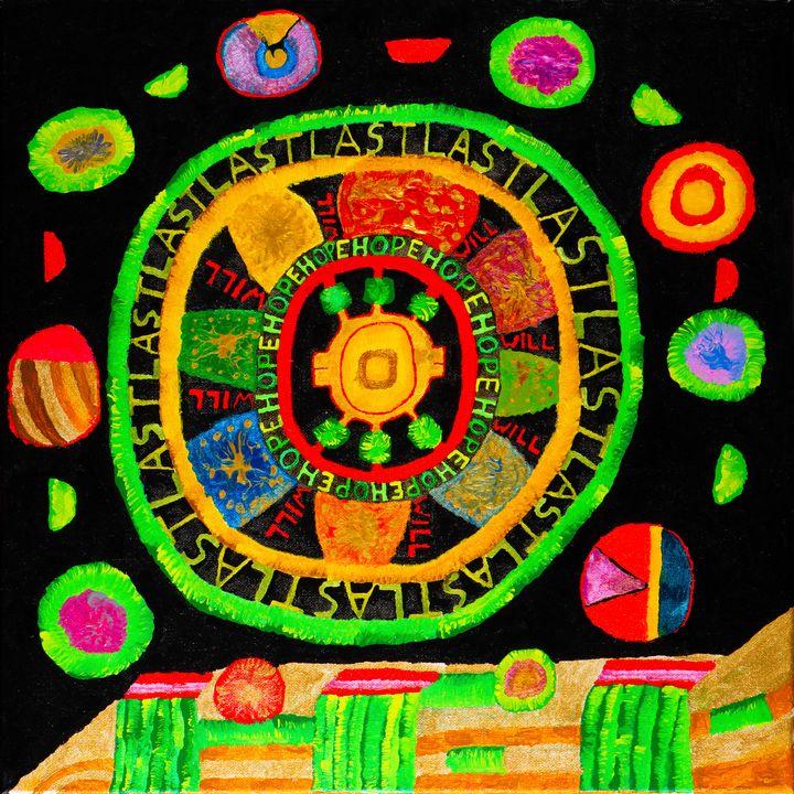 Hope will last - Velibor Baco - mnemonix art