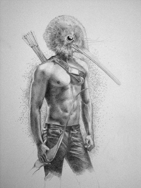 Kiwi Warrior - Papo Dsign Gallery