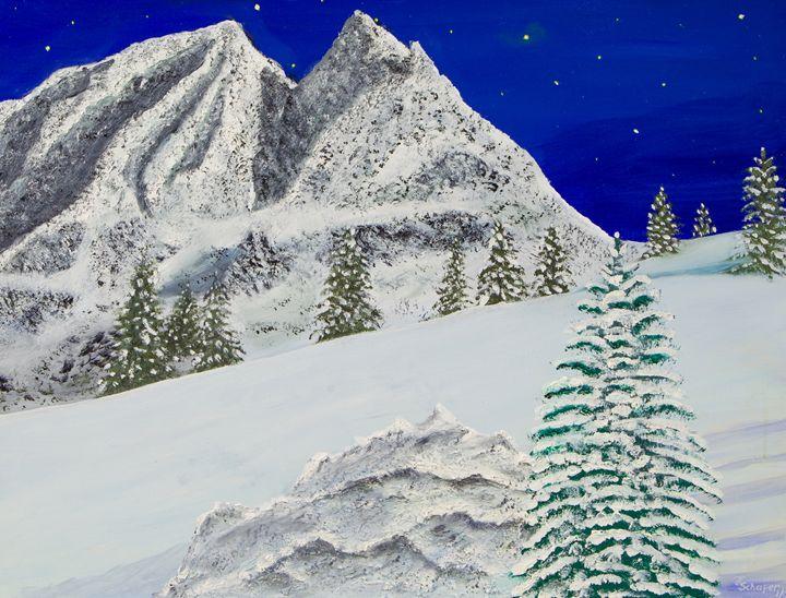 Mt. Albert - Schaper's Gallery