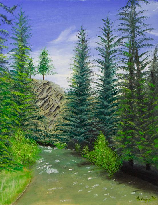 Platte River - Schaper's Gallery