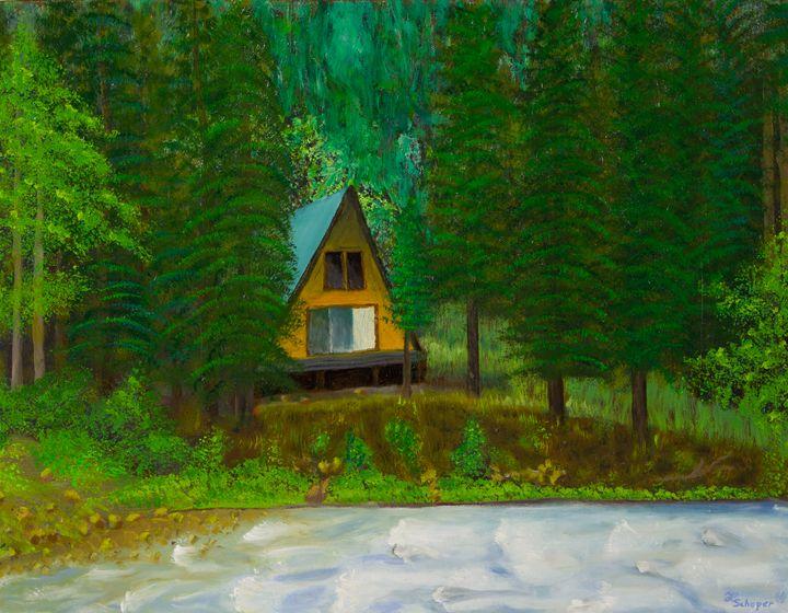 Hermosa River - Schaper's Gallery