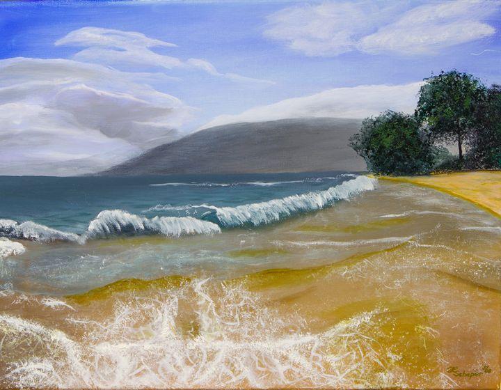 Maui Beach - Schaper's Gallery