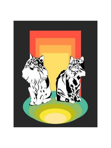 Trippy Kitties