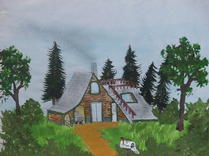my future home - ART