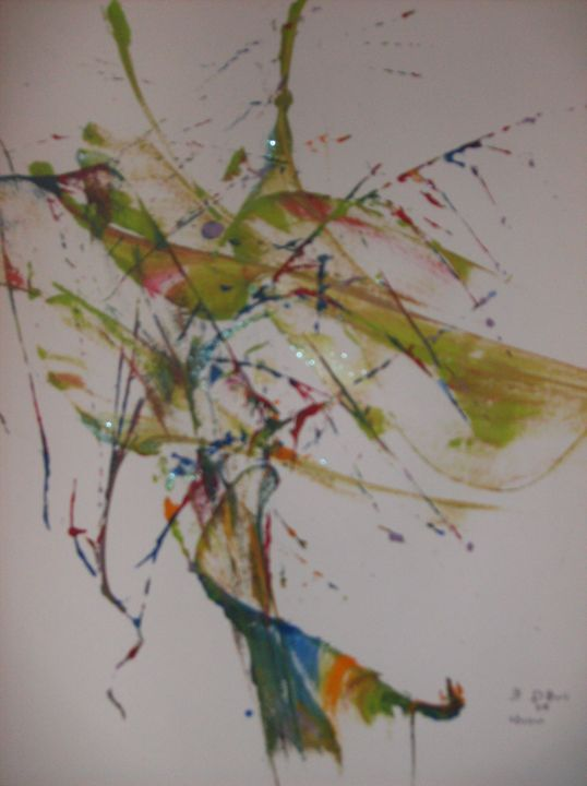 string abstract - ART