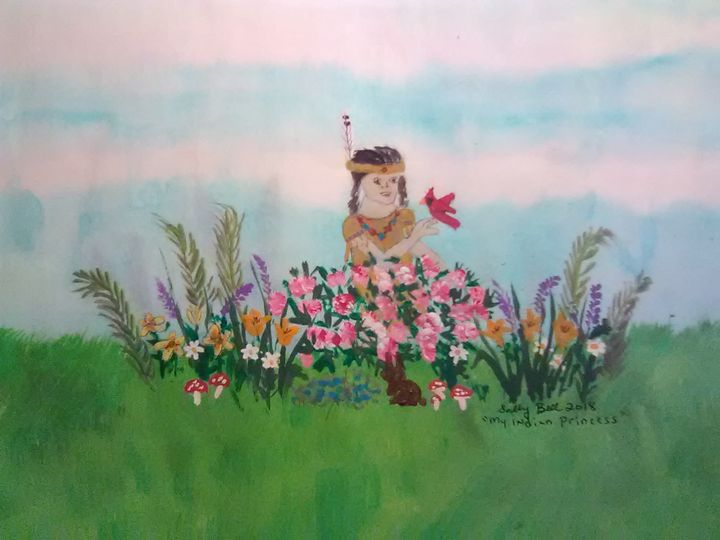 my indian princess - ART