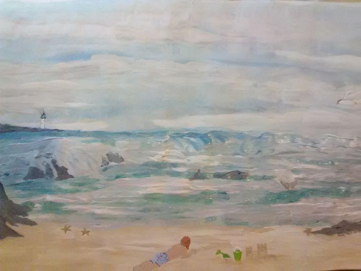 ocean view - ART