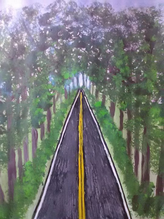 road to nowhere - ART