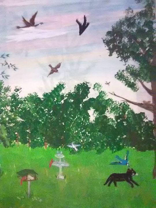 Bird World - ART