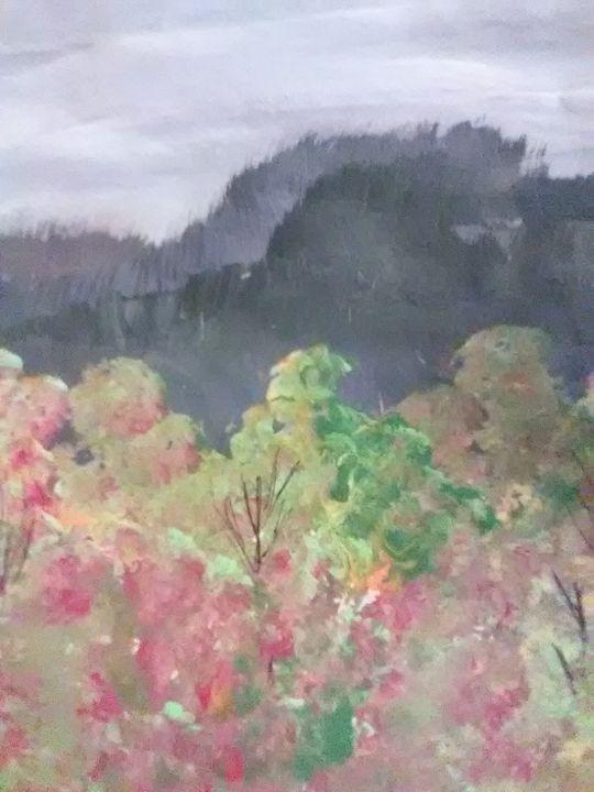 Autumn trees - ART