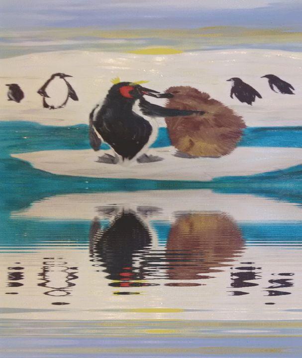 Penguins life - ART