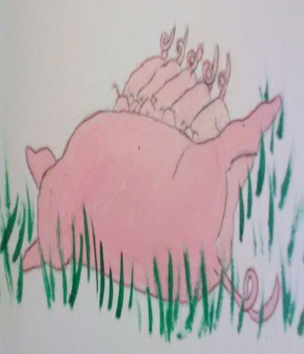 Piggies - ART