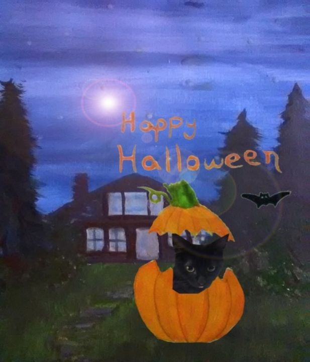 Happy Halloween - ART