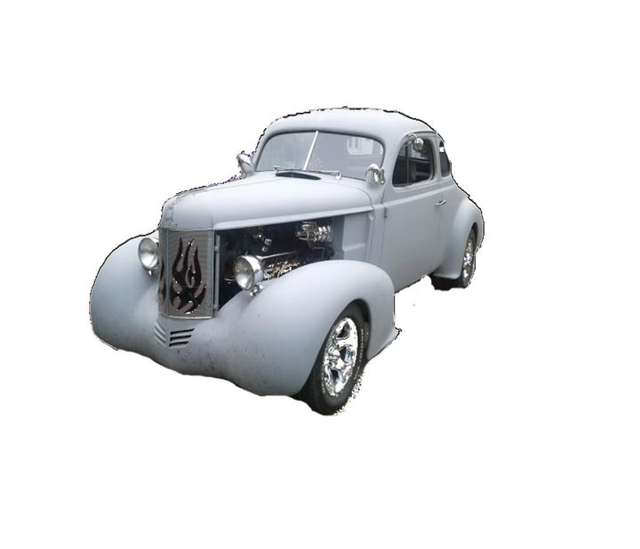 1937 Oldsmobile Coupe - ART