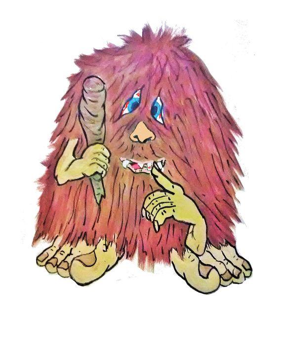 Caveman - ART