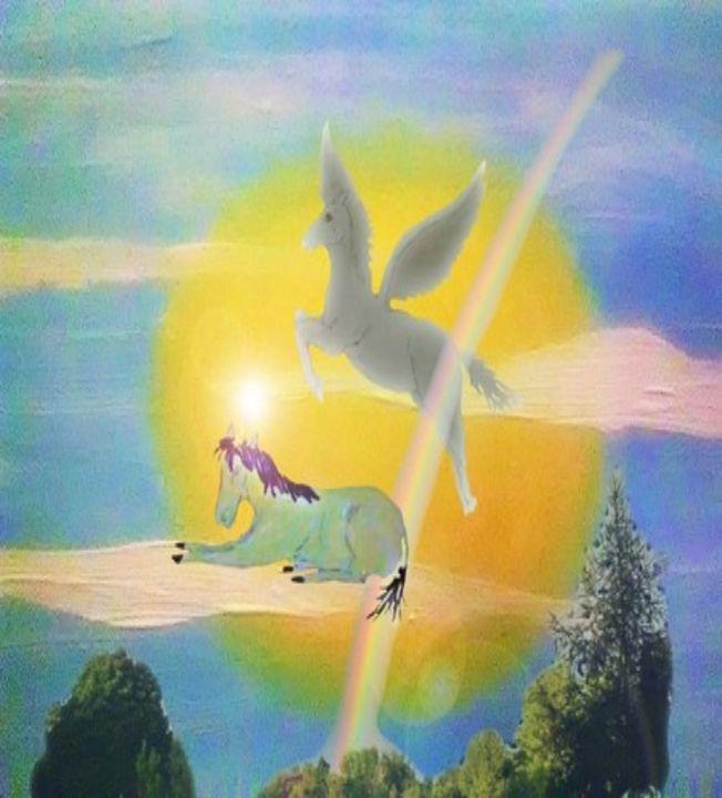Pegasus and Unicorn - ART