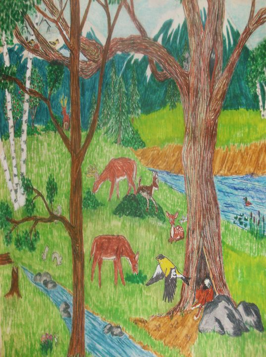 Wildlife - ART