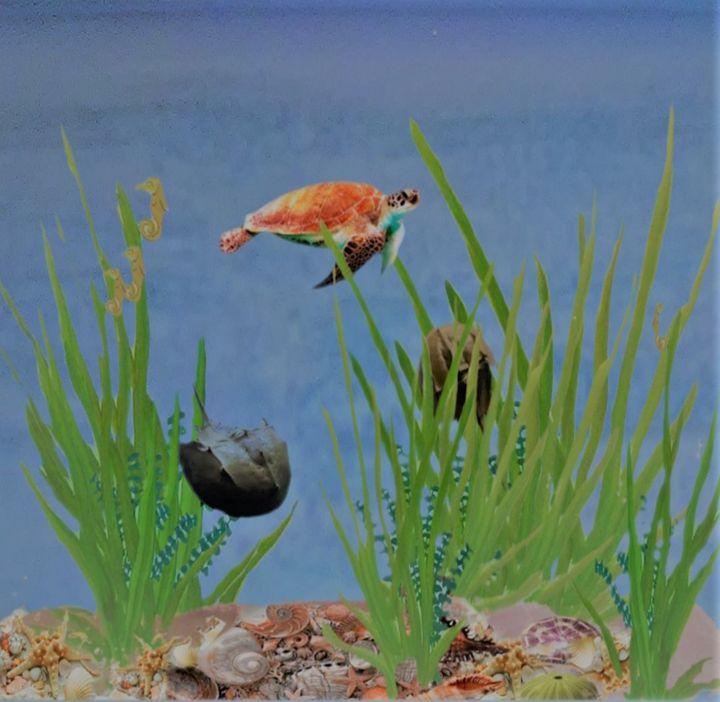 Ocean floor - ART