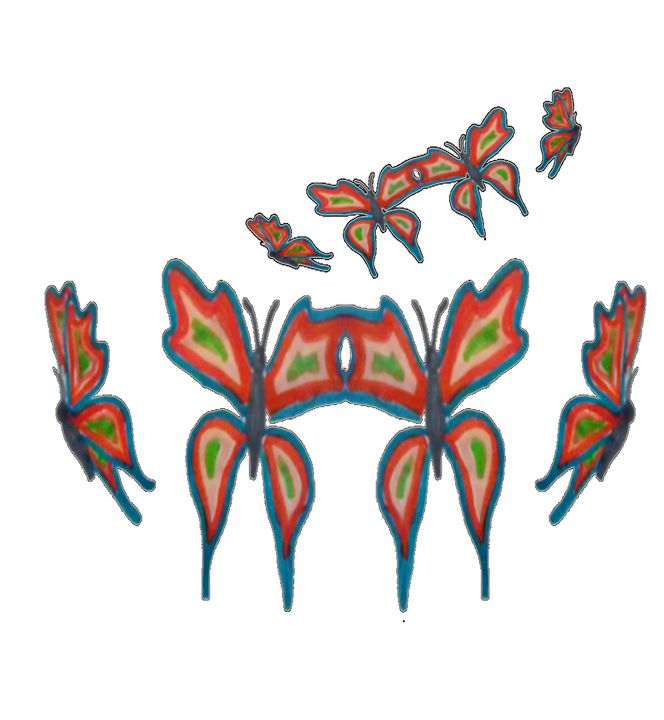 Butterflies - ART