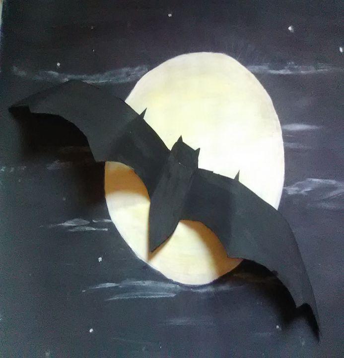 Bat to the moon - ART