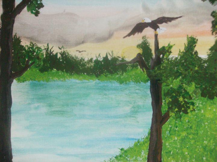 eagles life - ART