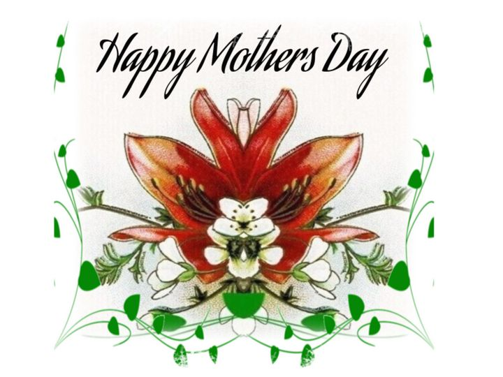 Happy Mothers Day - ART