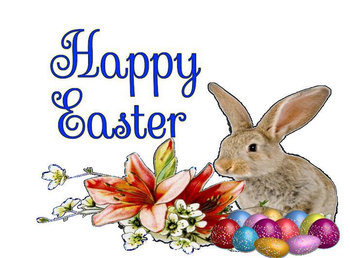 Happy Easter - ART