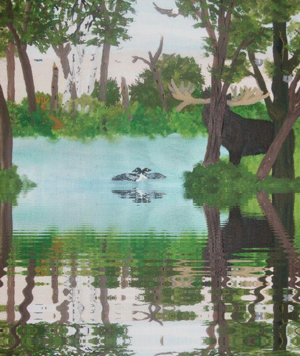 the backwoods - ART