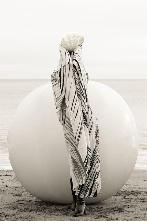 Versace Boston, shell holder - Fine Art Prints