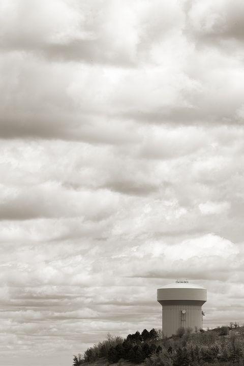 Deer Island Clouds, Winthrop, 2021 - Fine Art Prints