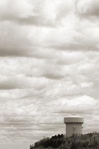 Deer Island Clouds, Winthrop, 2021