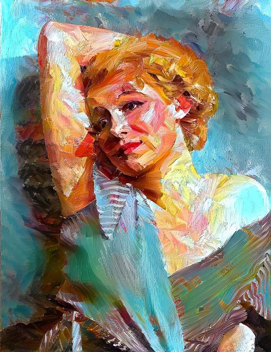 Greta - Paintings