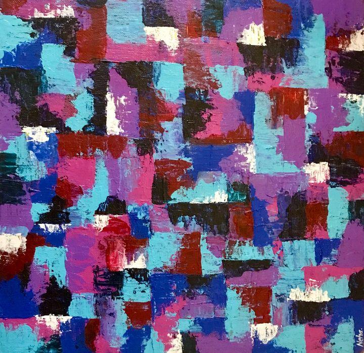 Splash of Colours - Endeavourinart