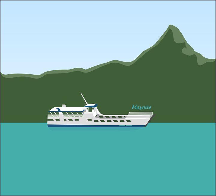 Mayotte - Mariiiiia