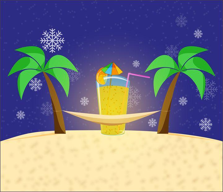 tropical winter - Mariiiiia
