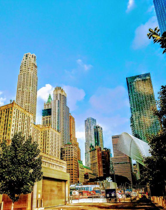 New York - Gobelet