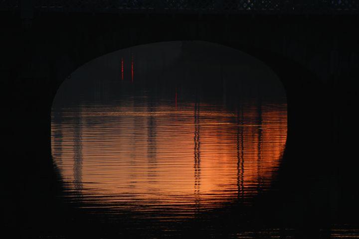 Ripples of sunset - ttineff