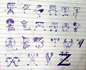 Letter Friends