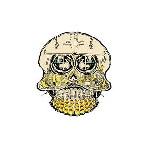 Skull Beneath Ship