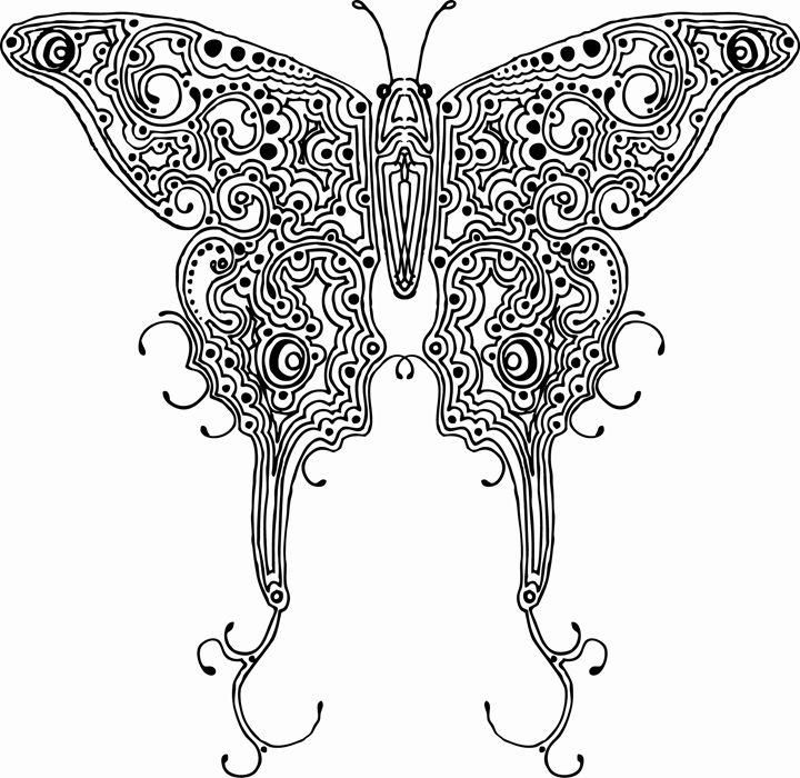 Butterfly. - Nel Designs