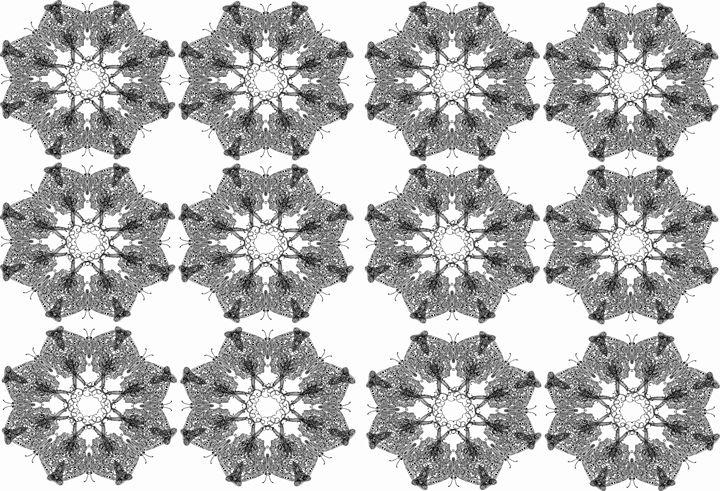 Butterfly pattern - Nel Designs