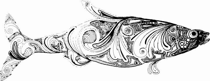 Gone fishing - Nel Designs