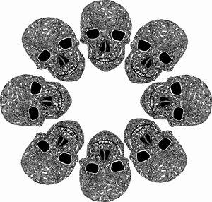 Skull Circle.