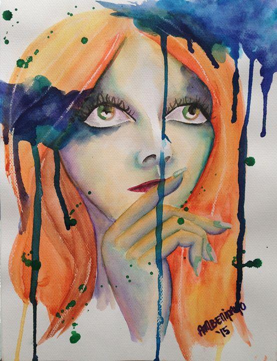 04 Watercolor - Mikaela Benipayo