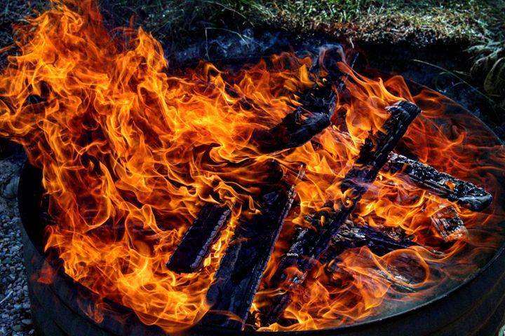 Fire - Gustavo B Photography