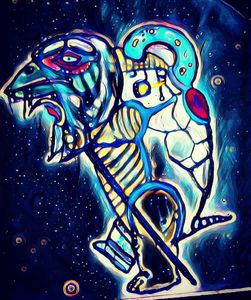 'The Cosmic Turtle Shuffle'